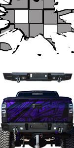 2016 Chevy 3500 bumper