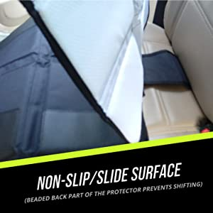 Sunferno Car seat protector baby car seat cover liners