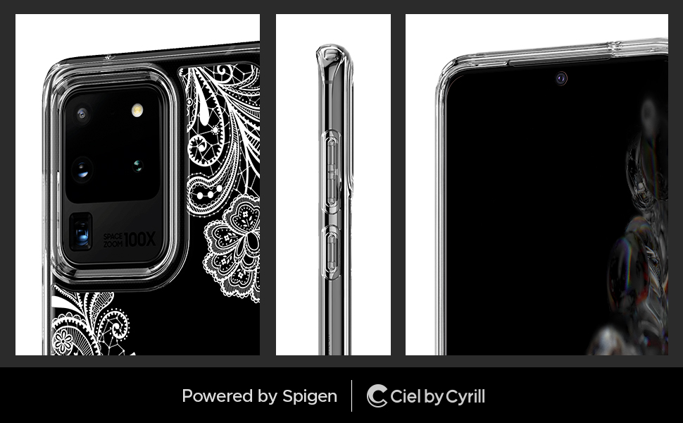 Cecile Series for Galaxy S20 Ultra