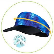 elastic sun hat