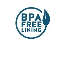 BPA free lining