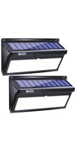 100 LED Solar Light