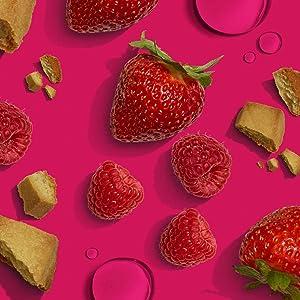 naturally occurring sugar, no added sugar; keto diet friendly