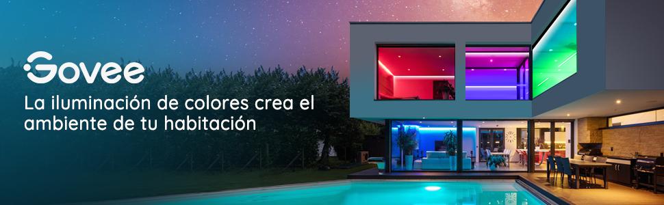 Govee luces LED habitacion 5M