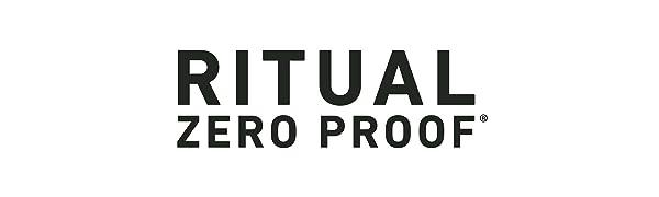 Ritual Zero Proof Spirit Alternatives