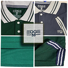 3 pack men polo shirts