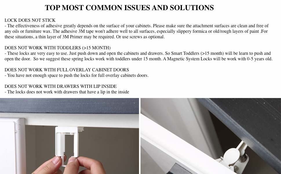 issue and solutions