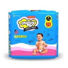 SNUGGY Baby Premium Diaper Pants Medium