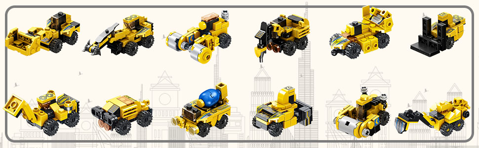 Construction Toys for Kids Boys and Girls