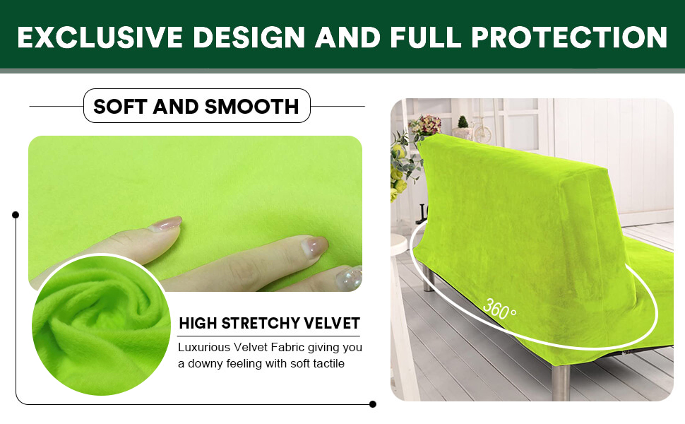 full protection - sofa bed cover 19V78