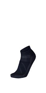 F-Lite Chaussettes de v/élo de Route Basses pour Femme Blanc