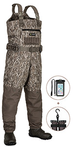 breathable hunting chest wader