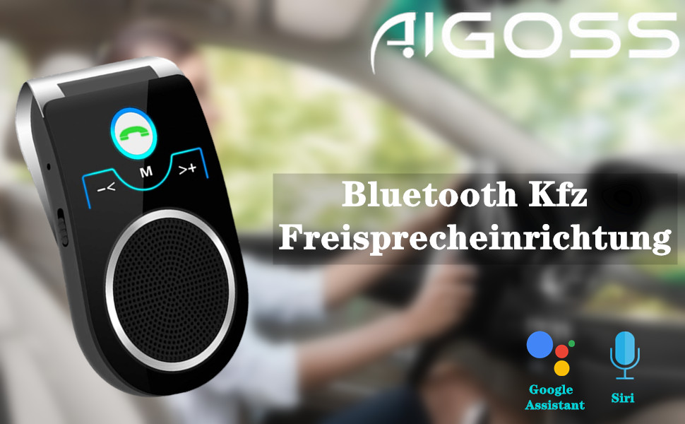 Aigoss bluetooth