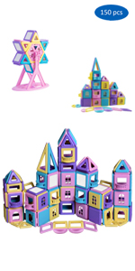 magnetic blocks for girls 3 year old