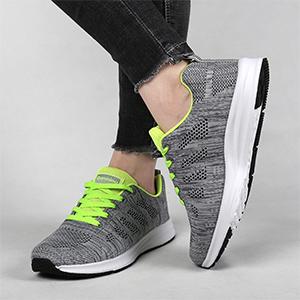 sneakers for women running shoes slip on women shoes woman comfort walking shoes green gray shoes