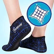 Seavenger 3mm neoprene socks