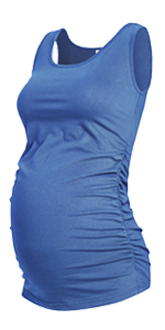 Glamix Maternity Tank Top