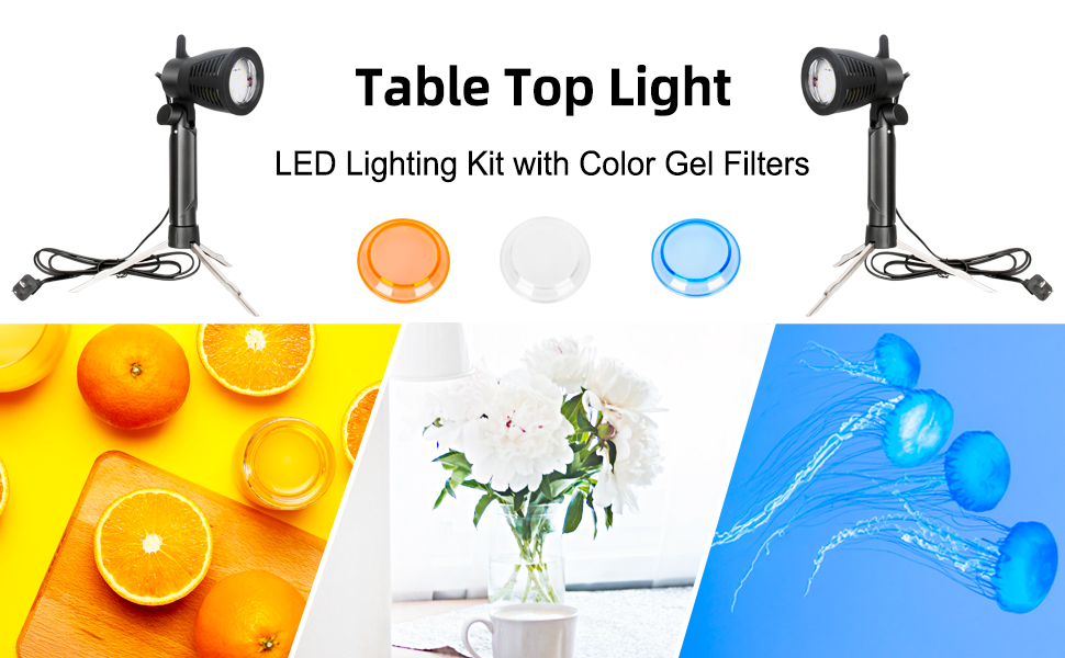 table top light