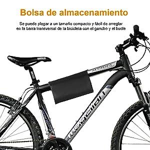 Funda Bicicleta Exterior Impermeable, Cubierta Bicicleta con ...
