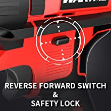 Forward/Reserve Control