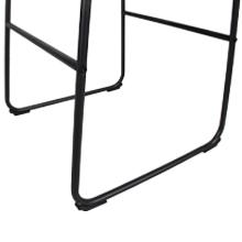 Sturdy Metal Bar Stools
