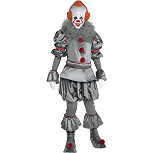 Pennywise Clown Wig Adult