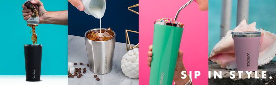 corkcicle sip in style