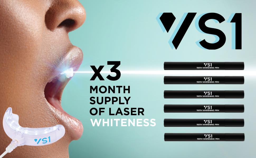 teeth whitening kit