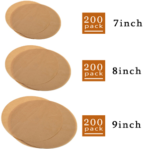 round parchment paper for baking