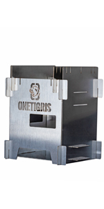 OneTigris Smokey - Tienda de campaña Tipi Resistente al Agua ...