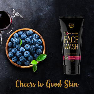 Dwine Face Wash, Face Wash, Wine Face Wash
