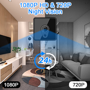 Upgraded Auto Night Vision With Three Recording Mode