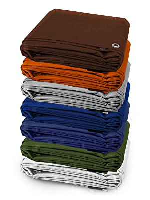 casa pura Toldo Reforzado Impermeable 6x8 - Rafia Exterior | Toldo con ojales | Extremadamente resistente | 240g/m² | Muchos colores y tamaños (Azúl): Amazon.es: Bricolaje y herramientas