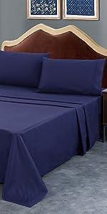 bedding sheet set