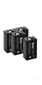 aaa rechargeable battery batteries