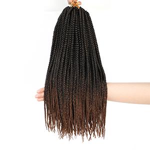 box braid crochet hair