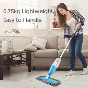 Lightweight Sprinkle Mop