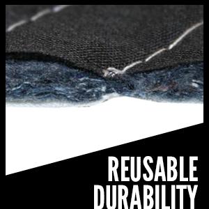 reusable moving blanket