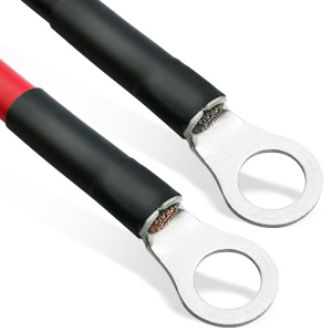 positive battery cables
