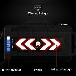 Warning Taillight
