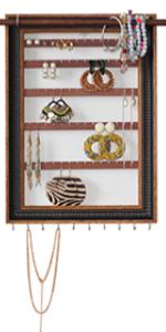jeweley earring organizer