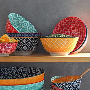 small salad bowls