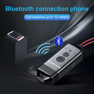 The Bluetooth connection function can answer calls, effectively avoid mobile phone radiation