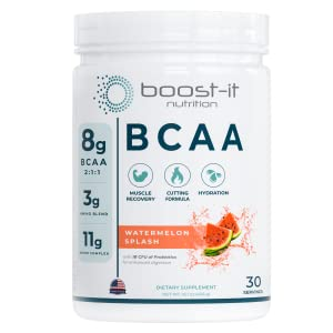 BCAA bottle