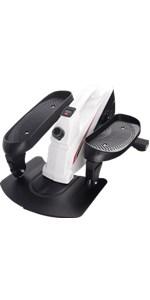 Mini Elliptical Machine with Non-Slip Pedal