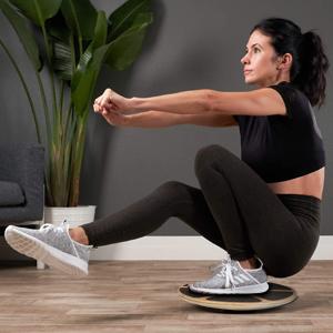 URBNFit Exercise Wood Board