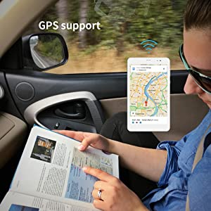 GPS android tablet