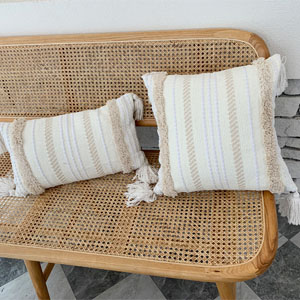 tassel decorative throw pillow cover fringe tassels pillow covers