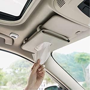 Easy to refill tissue in holder
