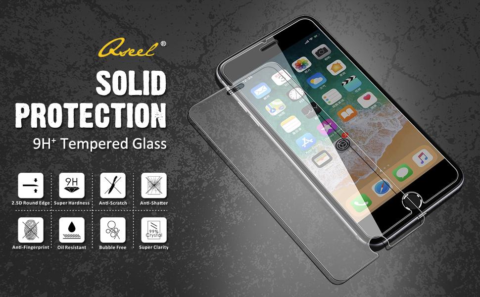 qseel glass screen protector
